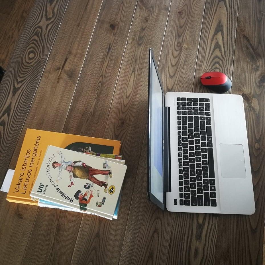 skaitymas ir technologijos